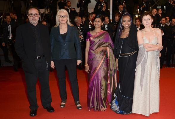 Nandita Das At The Only God Forgives Premiere At Cannes 2013