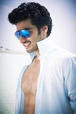 Arjun Kapoor Latest Shoot For Asia Spa India 2013