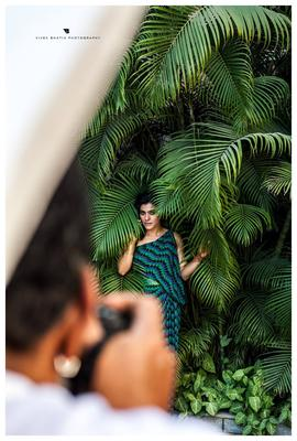 Evergreen Beauty Kajol Behind Filmfare Photoshoot
