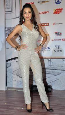 Malaika Arora Khan in slinky Namrata Joshipura at Taiwan Excellence campaign 2013