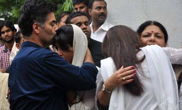 Last Rites Of Father Of Priyanka Chopra