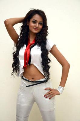 Shanvi Hot Pose Photo Stills