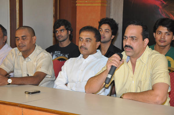 Celebs At Music Magic Movie Logo Launch Event