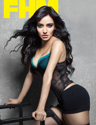 Neha Sharma Photo Shoot For FHM India Magazine July 2013