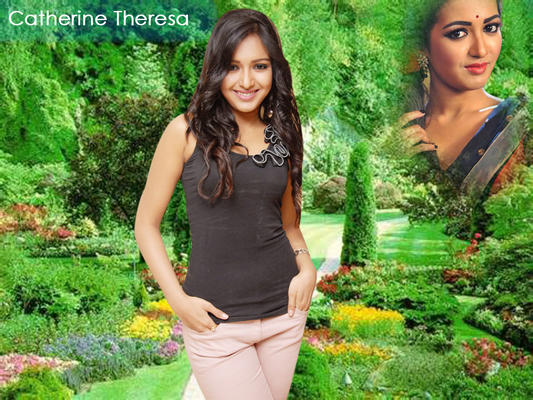 Catherine Tresa Wallpapers Photo Stills
