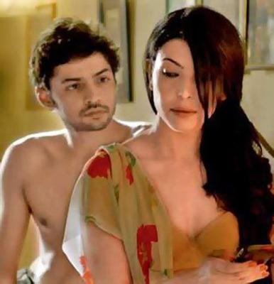 Shilpa And Shadab Sexy Spicy Still From B.A. Pass Movie