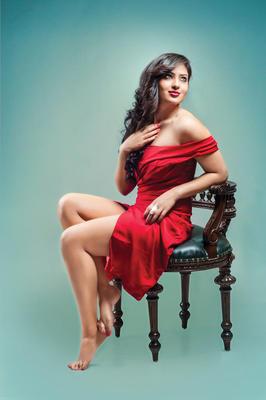 Nikeesha Patel Hot Photo Shoot Stills