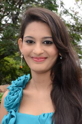 Shweta Jadhav Hot Photos At Namaste Telugu Movie Opening Function