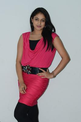 Actress Haripriya Stills At Telugulo Naaku Nachani Padam Prema Press Meet