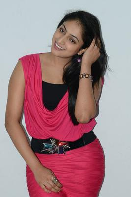 Hari Priya Looks Hot In This Outlook At Telugulo Naaku Nachani Padam Prema PM