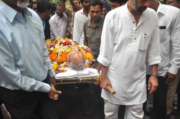 Pran Sahab Last Journey