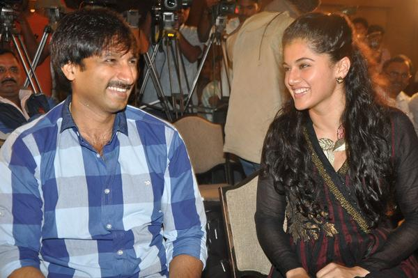 Sahasam Movie Success Meet Stills