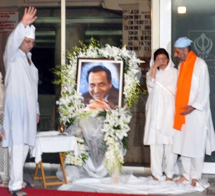 Pran Prayer Meet Still