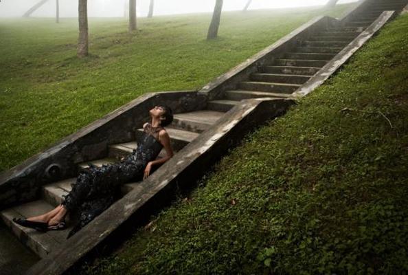 Lakshmi Menon Deadly Pose Photo Shoot For Elle Magazine