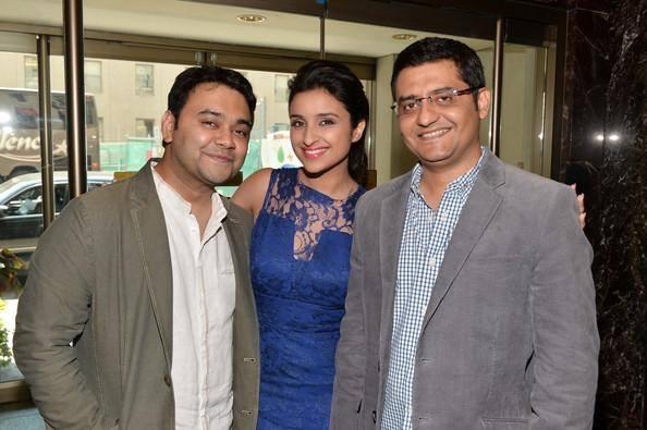 Parineeti Chopra At Toronto International Film Festival 2013