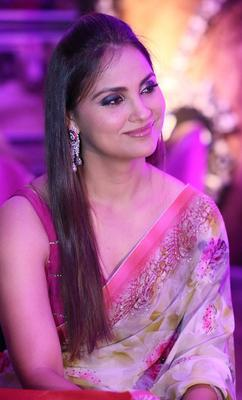 Lara Dutta Bhupati Attended The Launch Of Zevadhi Jewels