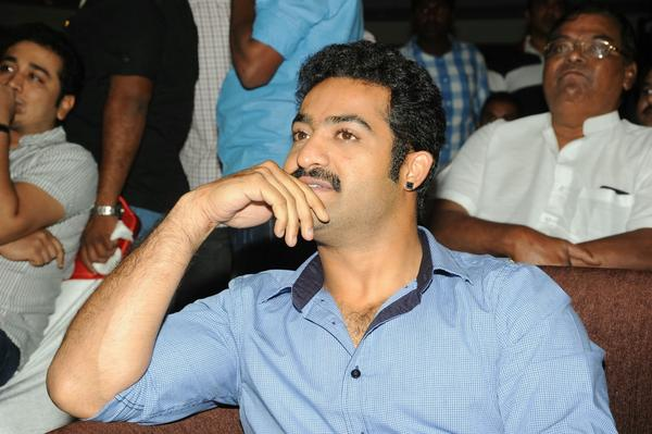 Jr. NTR At Ramayya Vastavayya Audio Release Function