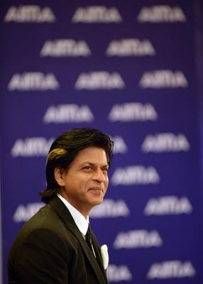 Shahrukh Khan Attended The 40th National Management Convention At The All India Management Association (AIMA) In New Delhi