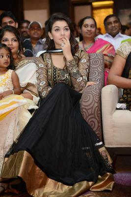 Hansika Motwani Photos At Doosukeltha Audio Release Event