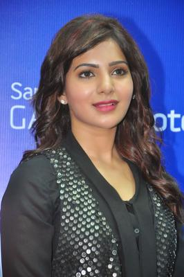 Samantha Graced At Samsung Galaxy Note III Launch Event