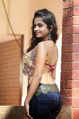 Sheena Shahabadi Navratri Special Photo Shoot Stills