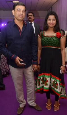 Dil Raju Present During The Food For Change Charity Show 2013