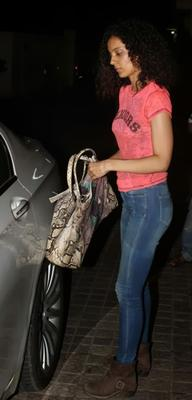 Kangna Ranaut Snapped At PVR, Mumbai