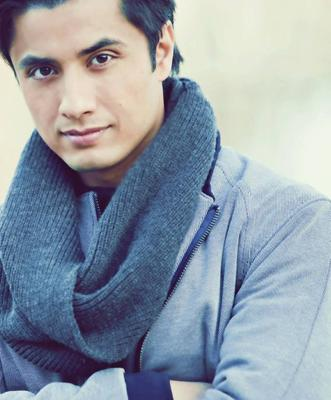 Ali Zafar's Full Photoshoot On Hello! India - October 2013