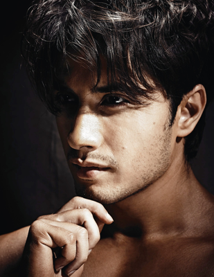 Styl Icon Ali Zafar's Full Photoshoot On Hello! India - October 2013