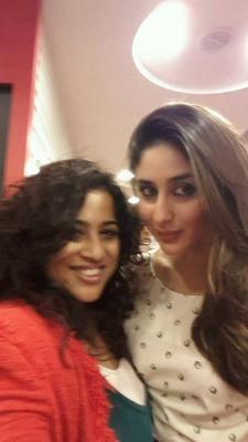 Kareena Kapoor Promotes Gori Tere Pyaar Mein At Radio City 91.1 FM
