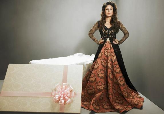 A Very Fab Photo Of Kareena Kapoor On The Cover Of Femina Nov 2012 Issue
