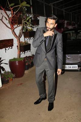 Bollywood Celebs At Screening Of Goliyon Ki Raas Leela Ram-Leela By Krishna Lala
