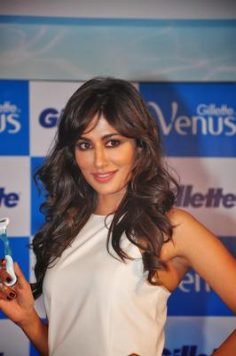 Esha,Chitrangada AndNeha At Gillette Venus Shaving System Launch Event