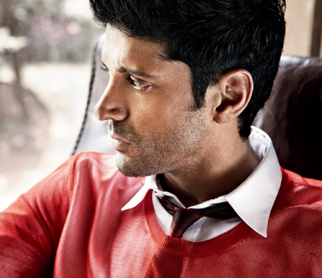 Handsome Farhan Akhtar Full Photoshoot From Filmfare November 2013