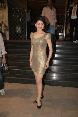 Stars At The Special Screening Of Singh Saab The Great Movie