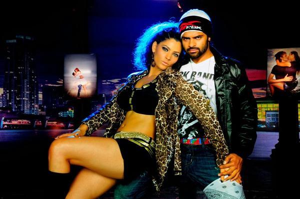 Sai Dharam Tej And Saiyami Exclusive Hot Pic In New Movie Rey