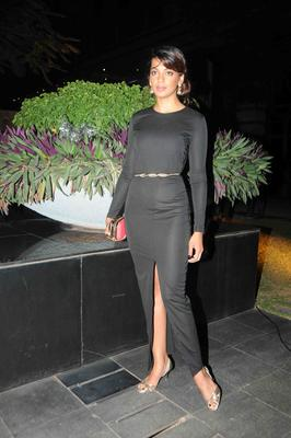 Mugdha Godse On Day 2 At Blenders Pride Fashion Tour Mumbai In Grand Hyatt