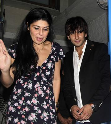 Bolly Celebs At Finding Fanny Fernandes Movie Completion Bash Photos
