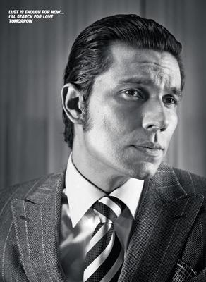 Randeep Hooda Photoshoot From Filmfare - December 2013 Issue