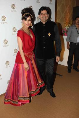 India Bridal Fashion Week 2013 Day 6 Azva Show