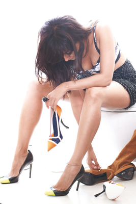 Chitrangada Singh Hot FHM India December 2013 Photo Shoot Stills