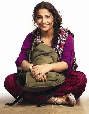 Vidya Balan's Bobby Jasoos Movie First Look