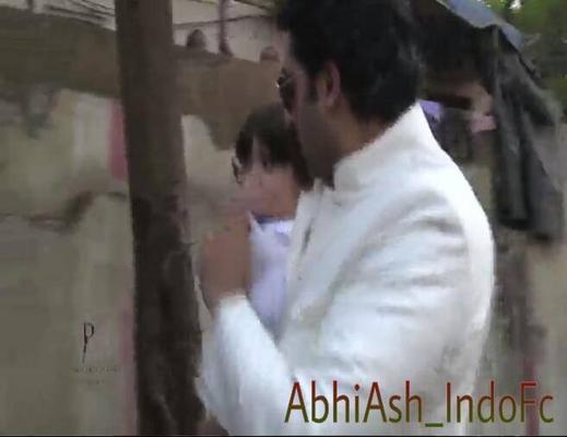 Abhishek Bachchan On The Sets Of Dabboo Ratnani 2014 Calendar Shoot