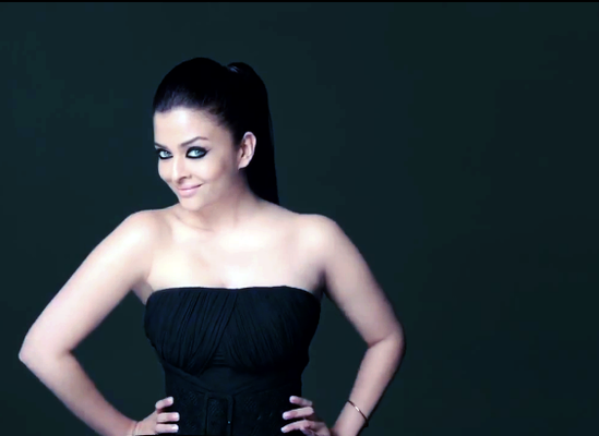 Aishwarya Spells Dark Magic In Kajal For Latest L'Oreal Paris Print Ad