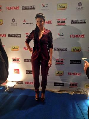 South Hot Queen Shruti Hassan During The 59th Idea Filmfare Pre Awards Party In Mumbai