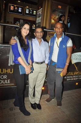 Salman Khan At The Screening Of Sholay 3D
