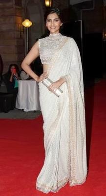 Pretty Sonam Kapoor At Ahana's Sangeet Ceremony