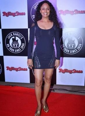 Farhan,Shruti,Gul At Rolling Stone Awards 2014 Event
