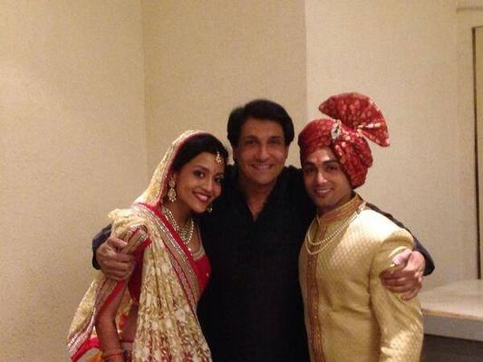 Ruslaan Mumtaz And Nirali Mehta Get Married As Per Hindu Rites
