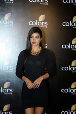 Priyanka Chopra At Colors Anniversary Bash 2014